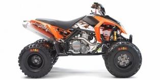 2008 KTM XC ATV 525