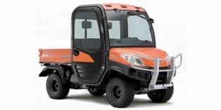 2008 Kubota RTV1100 Orange