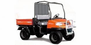 2010 Kubota RTV900 Worksite Orange