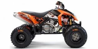 2009 KTM XC ATV 525