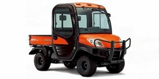 2013 Kubota RTV1100 Orange