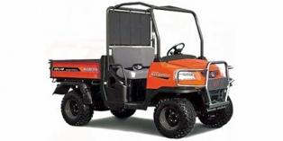 2012 Kubota RTV900XT Worksite Orange