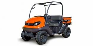 2012 Kubota RTV400Ci Orange