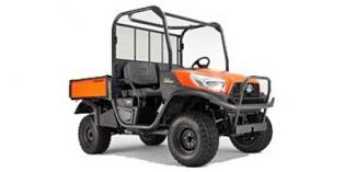 2014 Kubota RTV-X900 Worksite Orange