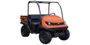 2020 Kubota RTV400Ci Orange
