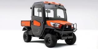 2020 Kubota RTV-X1100C Orange