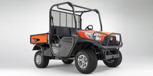 2020 Kubota RTV-X1120D Orange