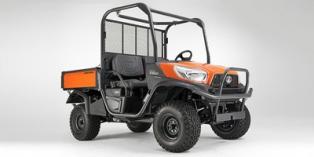 2017 Kubota RTV-X900 Worksite Orange