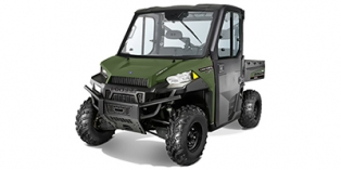 2017 Polaris Ranger® Diesel HST Deluxe