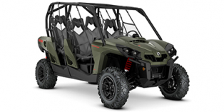 2020 Can-Am Commander MAX DPS 800R