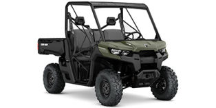 2020 Can-Am Defender HD8