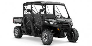 2020 Can-Am Defender MAX Lone Star