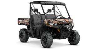 2020 Can-Am Defender Mossy Oak Edition HD10