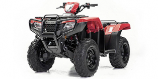 2021 Honda FourTrax Foreman® 4x4 EPS