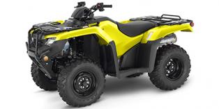 2020 Honda FourTrax Rancher® 4X4 Automatic DCT EPS