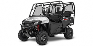 2020 Honda Pioneer 700-4 Deluxe