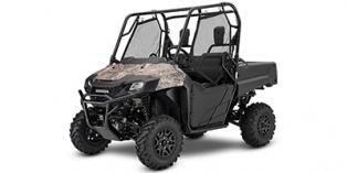 2020 Honda Pioneer 700 Deluxe
