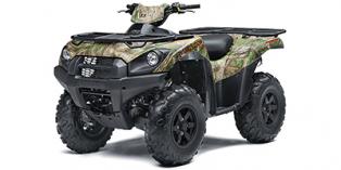 2021 Kawasaki Brute Force® 750 4x4i EPS Camo