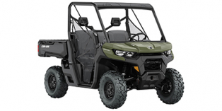 2021 Can-Am Defender HD8