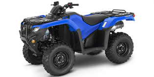 2021 Honda FourTrax Rancher® 4X4 Automatic DCT IRS EPS