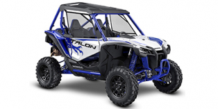 2021 Honda Talon 1000X FOX Live Valve